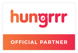 Hungrrr Official Partner